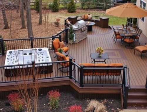 Fall Is a Great Time to Build a Deck