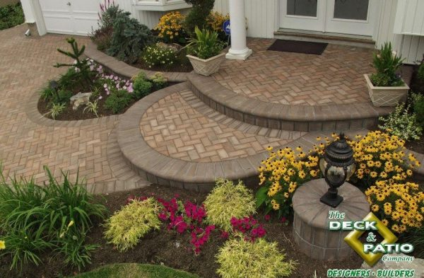 Landscaping Outdoor Entryways