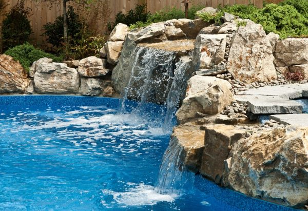 Pool Waterfalls (Massapequa/NY):