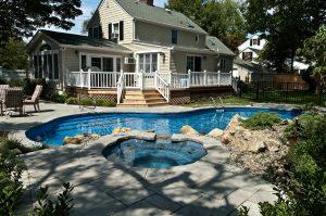 Massapequa, NY, Deck and Patio Backyard Upgrade