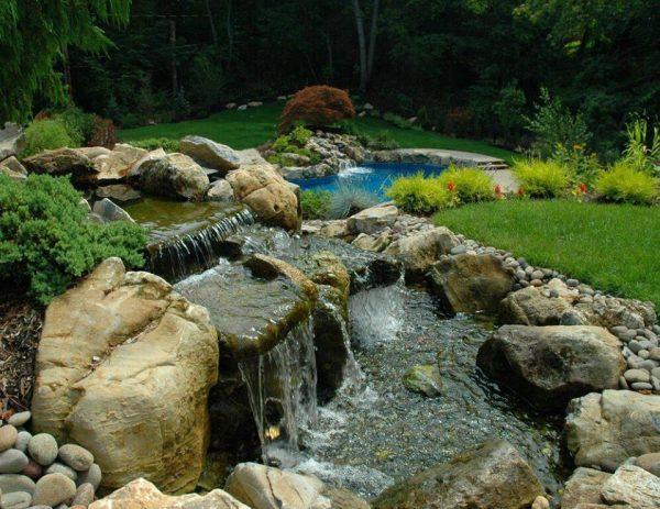Backyard Water Features: