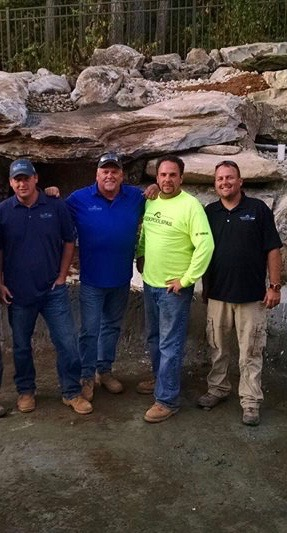 "The ""A"" Team: Deck and Patio Works with HGTV's Pool Kings"