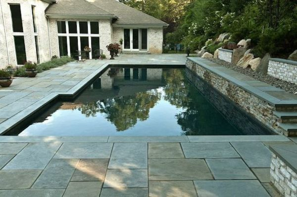 Bluestone Patio (Oyster Bay Cove/NY):