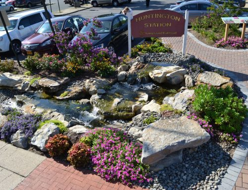 Water Features for Public Spaces, Parks, and Town Centers