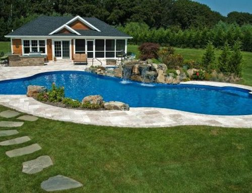 Outdoor LivingPerfection: Fun and Comfort for Family and Friends