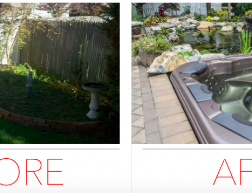 Backyard Upgrade on a Budget