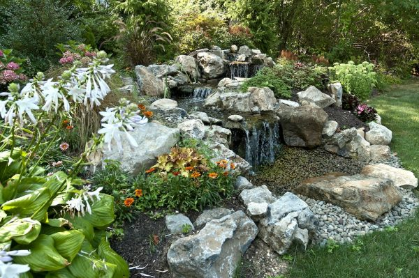 Pondless Waterfalls: