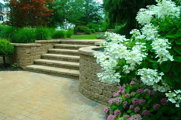 Softening the Hardscapes (Long Island/NY):