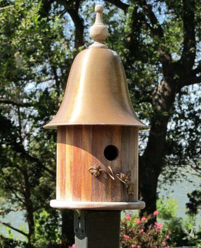 Upscale Birdhouses: