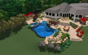 Backyard 3-D Animation Plan.