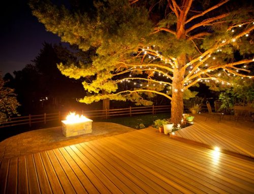 How Can I Enjoy My Deck in the Winter?