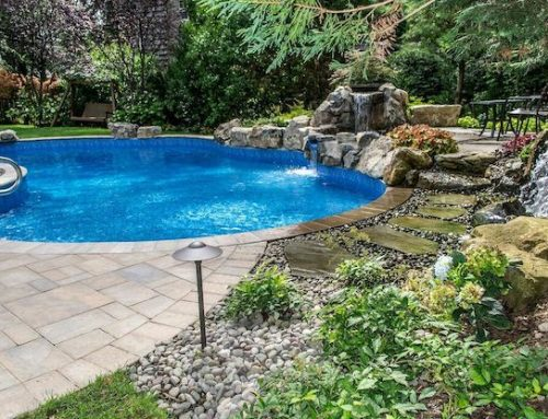 Backyard Waterfalls Make the Right Noises