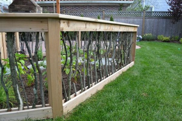 Vegetable Garden Fencing: