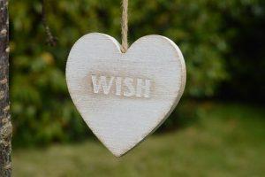 Wish Lists Are Key