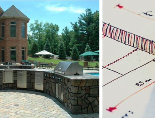 The Ultimate Father's Day Gift: An Outdoor Kitchen Design Session