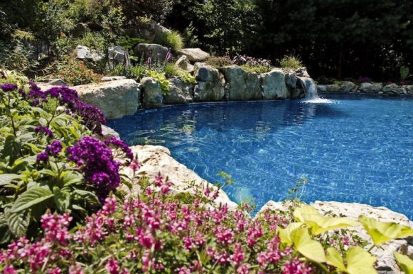 Pool Landscaping (Long Island/NY):