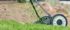 Lawns Require Care