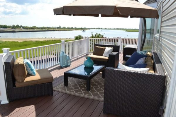 Custom Multi-Level Deck: