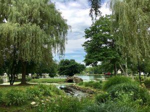 Heckscher Park, Huntington, NY