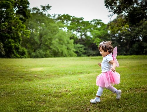 Green Spaces Positively Influence the Mental Development of Children