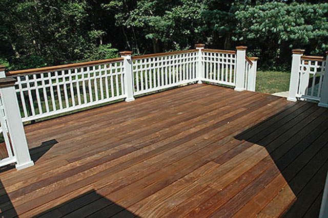 "Deck and Patio ""Ipe"" Deck"