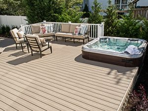 Determining Height of Deck