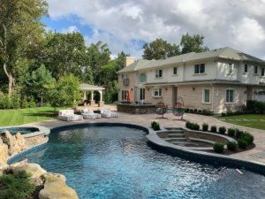 Manhasset Backyard Oasis