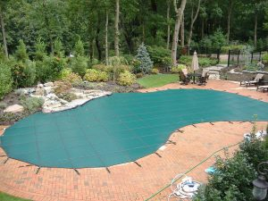 Mesh Pool Cover by Loop Loc