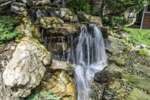 Waterfalls Block Out Unwanted Noise