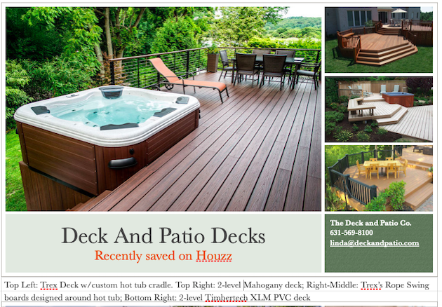 Houzz Best in Design: Favorite Deck and Patio Decks