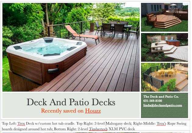 Houzz Best in Design: Favorite Deck and Patio Decks