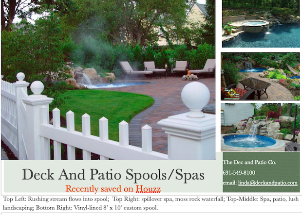 Favorite Deck and Patio Spas on Houzz