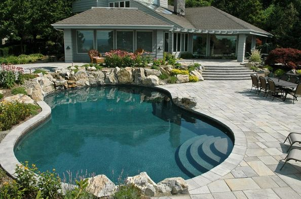 Upgraded Pool: