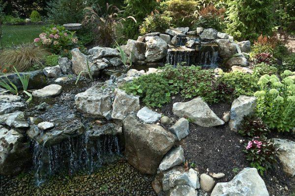 Using Moss Rock (Long Island/NY):
