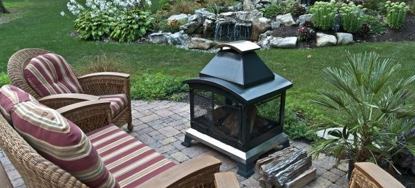 Water Feature Landscaping (Long Island/NY):