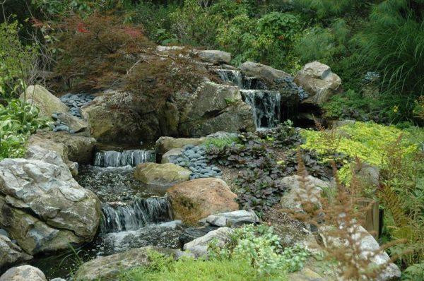 Multiple Waterfall/Stream: