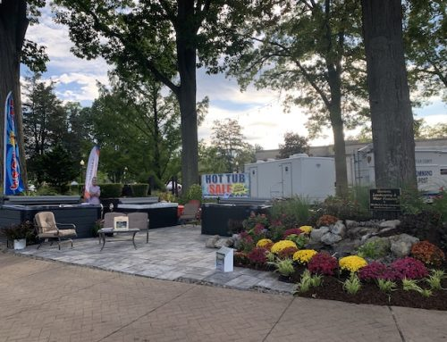 Visit Deck and Patio at Heckscher Park Fall Festival
