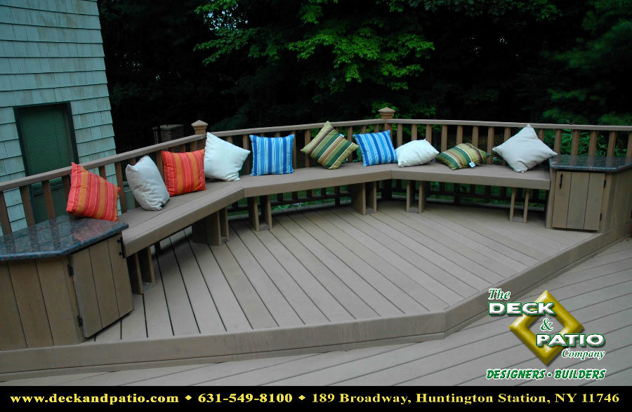 Decks The Deck And Patio Company