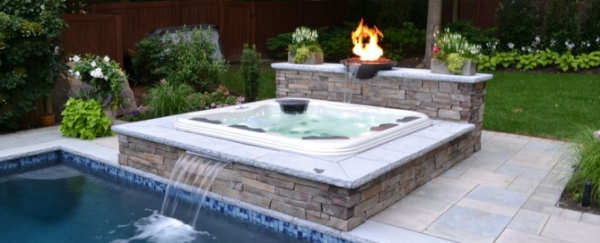 Bullfrog Spas The Deck And Patio Company