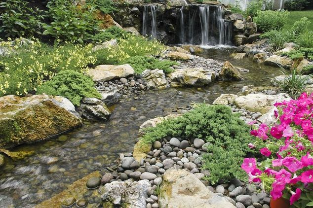 Eco-Friendly Water Features: