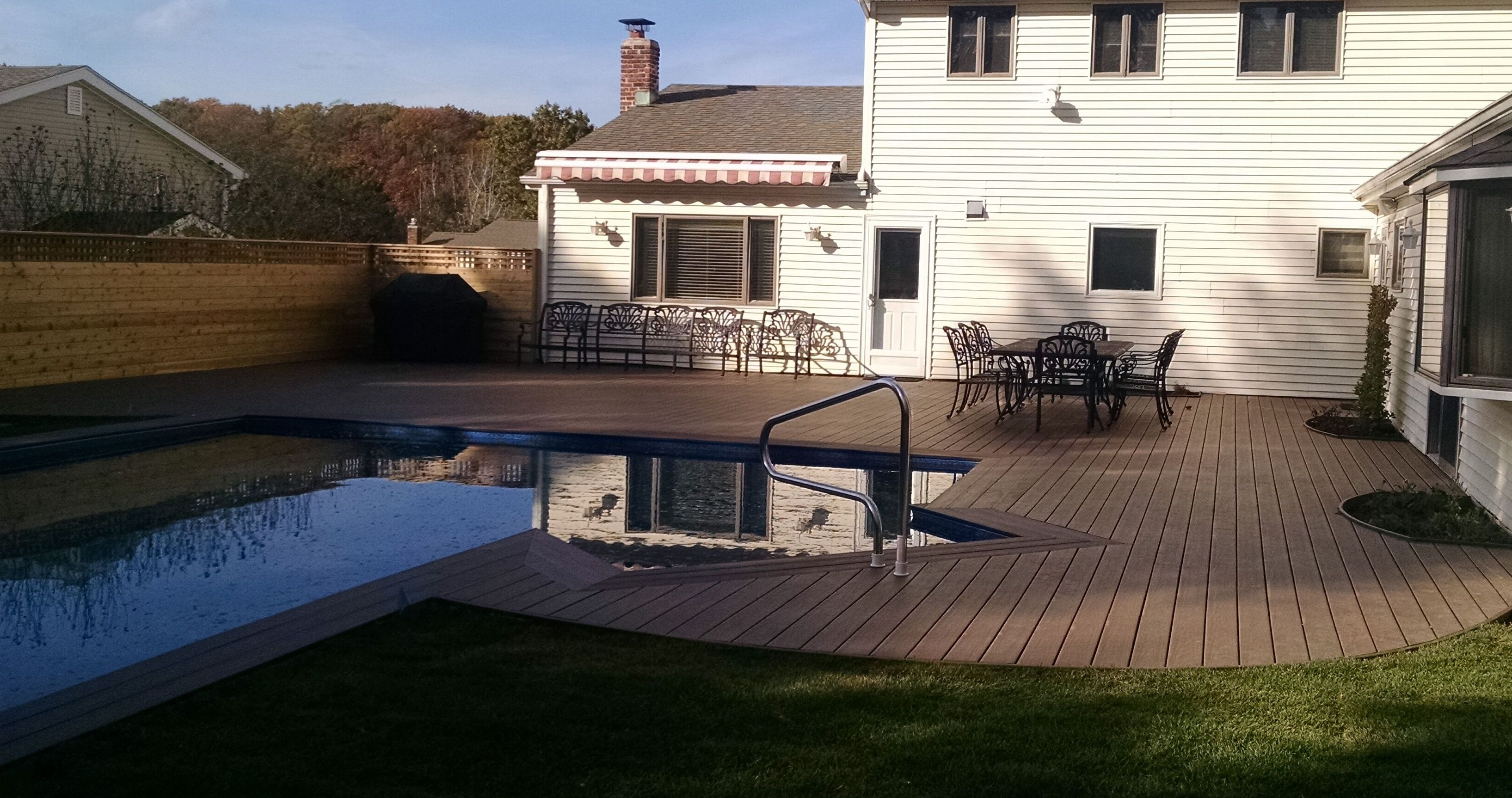 Fiberon Swimming Pool Deck Surround: