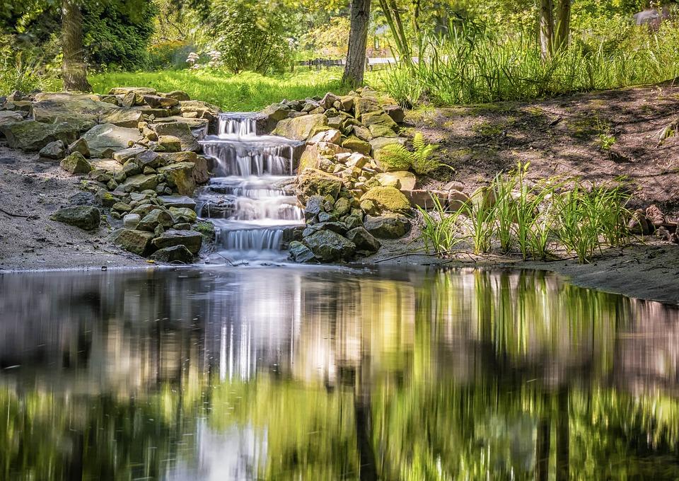 Pondless Waterfalls: